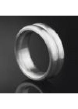 Geaar Essentaila Fury Brushed Metal Cock Ring