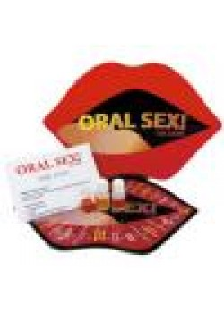 Oral Sex the game